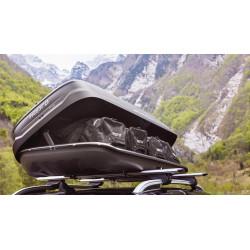 Box dachowy Whispbar WB751 biały połysk