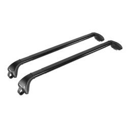 Box dachowy Whispbar WB751 czarny aeroskin