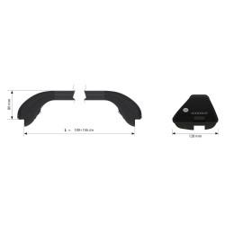 Thule VeloCompact bagażnik na hak na 3 rowery 926